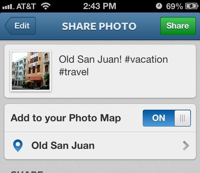 how to use geotag on instagram