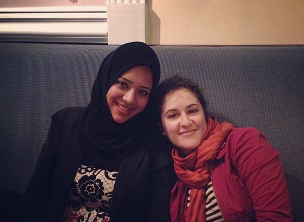Ethar El-Katatney and Fatemeh Fakhraie