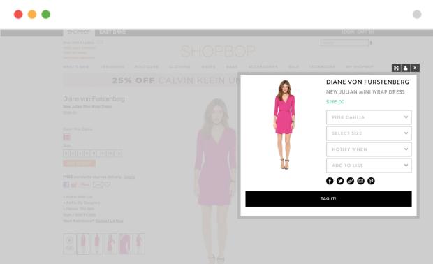 Shoptagr sales alerts
